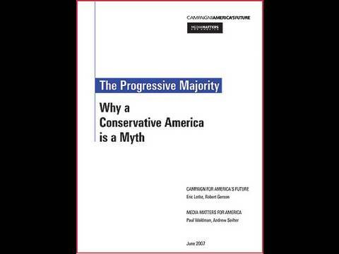 Polls: Americans Are Progressive On Most Issues