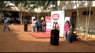 nagarjuna college of engineering airtel fashion show