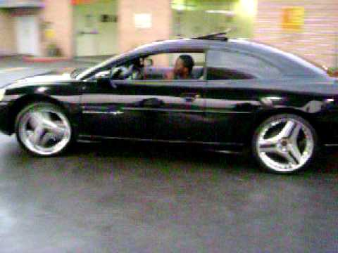 01 Dodge Stratus R T Coupe On 20s Youtube