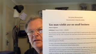Economic Genocide In Australia?