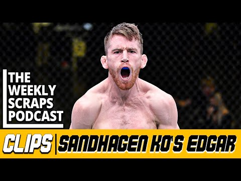 Cory Sandhagen vs Frankie Edgar Recap | What's Next For The Sandman? | #TWSClips