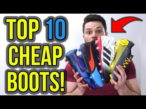 TOP 10 BEST SOCCER CLEAT DEALS FOR THE SPRING SEASON