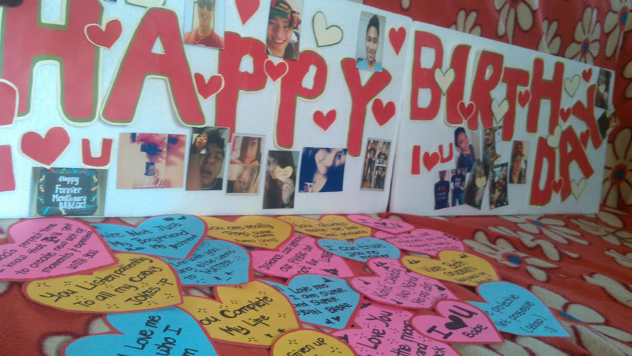 20+ Happy Birthday Wishes Boyfriend Long Distance Pictures and Ideas