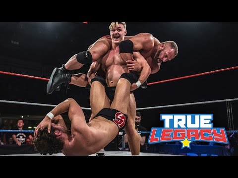 WCPW True Legacy #1: Moss & Slater vs. Moustache Mountain