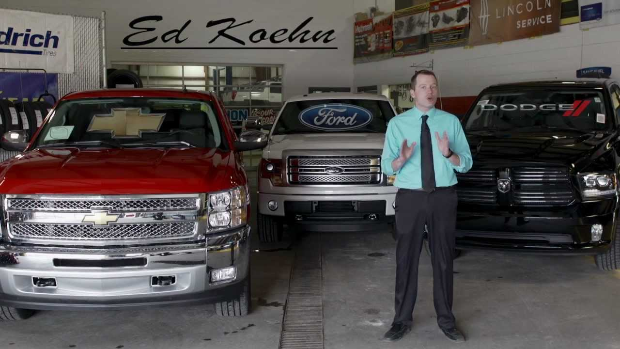 Ed Koehn Ford >> $5000 Minimum Trade-in at Ed Koehn in Greenville Rockford Wayland MI getacar123 - YouTube