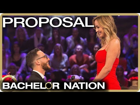 Benoit Has A Proposal For Clare | Bachelor Winter Games