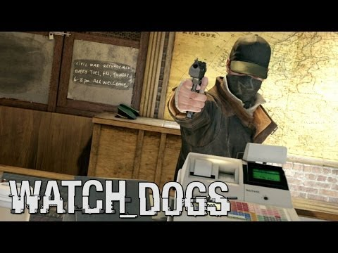 Watch Dogs - Welcome to Chicago Trailer [1080p] TRUE-HD QUALITY