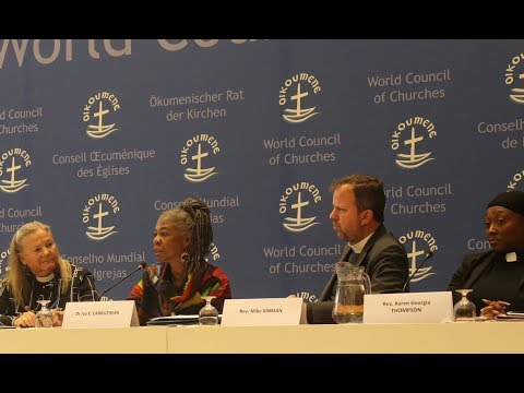World Council of Churches Hearing on Racism, Discrimination, Afrophobia and Xenophobia