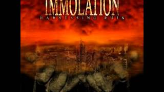 Immolation - My Own Enemy