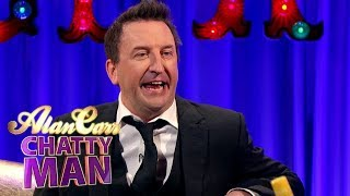 Lee Mack Loses It On Alan's Sofa (Full Interview)   Alan Carr Chatty Man