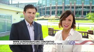 Total Ankle Replacement | Fox 11 Fieldhouse | Aurora BayCare Orthopedics