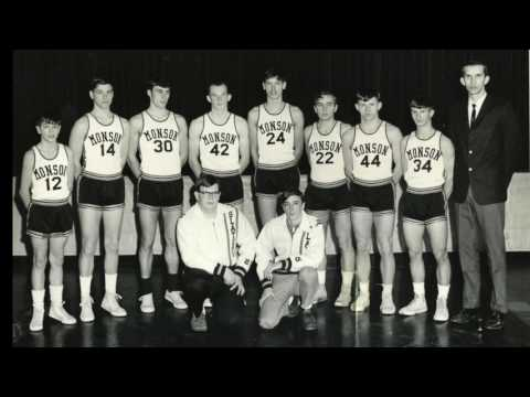 Maine High School Basketball - Monson vs  Casco 1968 Class S State Finals
