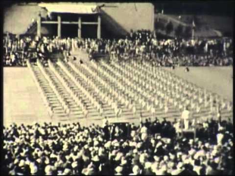 Intro til stævnet - Landsstævne 1935 i Ollerup