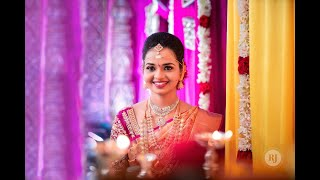 Sushank + Sahitya | Wedding Highlights | RJ Wedding Films