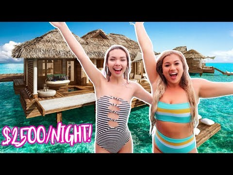 $2,500 A DAY! Bora Bora Bungalow Tour! OMG!