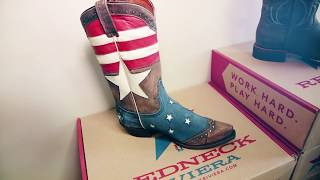 John Rich's Redneck Riviera Meet and Greet at French's Shoes & Boots Nashville, TN