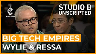Is Big Tech the New Empire? - Maria Ressa and Christopher Wylie | Studio B: Unscripted