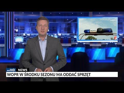 Radio Szczecin News - 25.07.2017