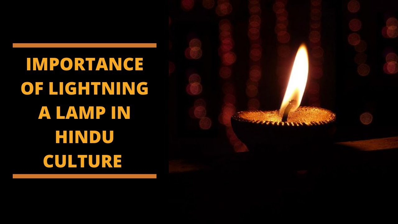 "Why do we Light a Lamp? ""Every Hindu Should Know""! Shubham karoti Kalyanam ! www.jothishi."