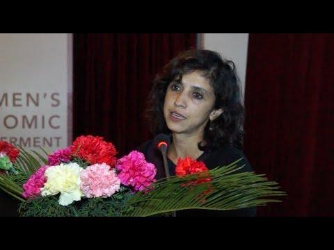 Rohini Pande on Women's Economic Empowerment