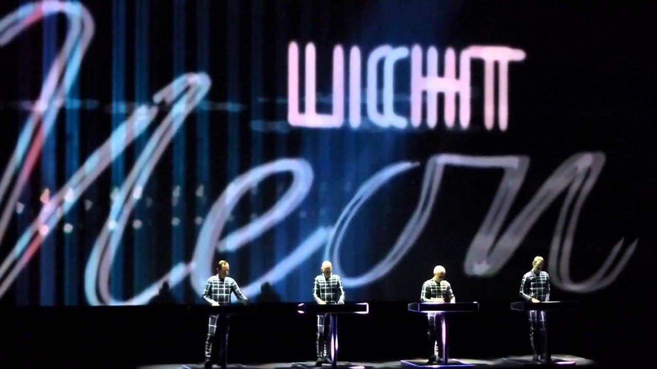 Kraftwerk - live at Cirkus, Stockholm 2014