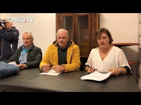 Conferenza Stampa Rinnovo Concessione Val d'Ag...