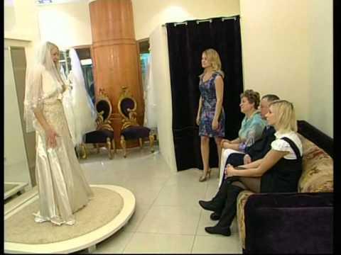Телеканал Домашний Свадебное платье2