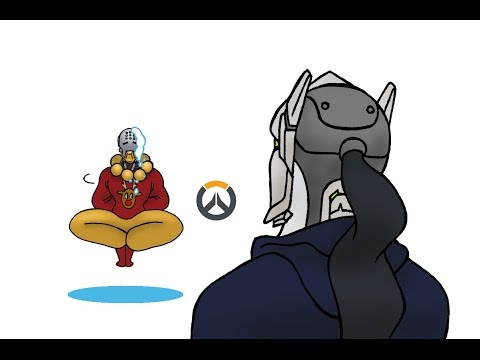 [Overwatch Comic Dub] - Snowball Slaughter