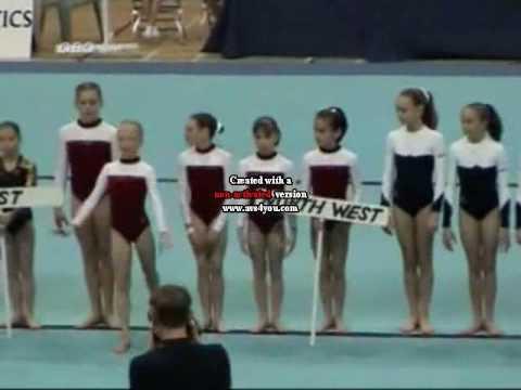 Amazing Young Elite British Gymnasts