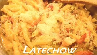 Cajun Pasta - Latechow: Episode 53