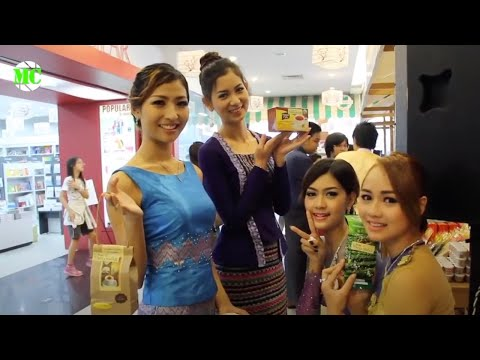 Pride of Myanmar: Myanmar Food Promotion Event In Yangon