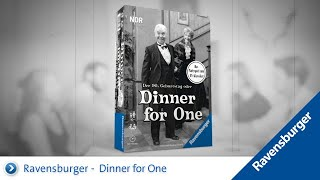 Ravensburger - Dinner for One