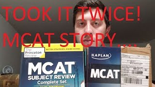MY MCAT Story and 6 MCAT Tips