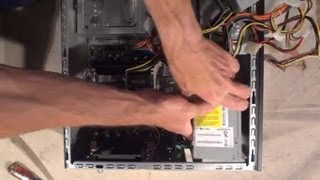 How To Replace Computer ATX Power Supply