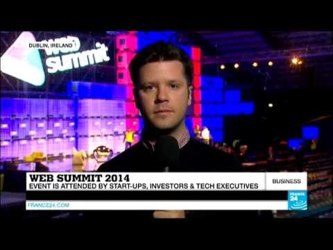 22,000 to attend Web Summit in Dublin - BUSINESS DAILY