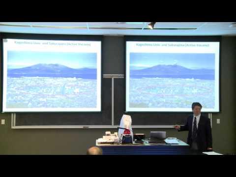 PHRN- Guest Speaker Seminar-Dr Yasuo Suda   (Oct 20 2015)