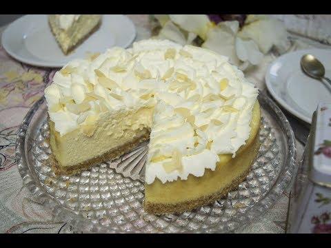 Almond Cheesecake Recipe