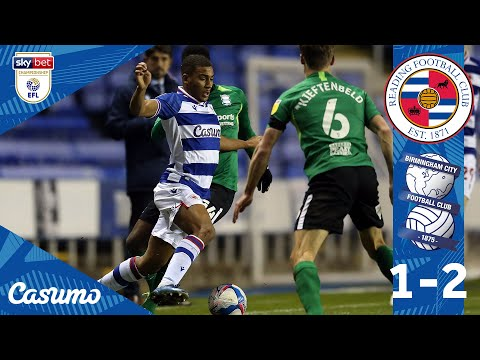 Reading Birmingham Goals And Highlights