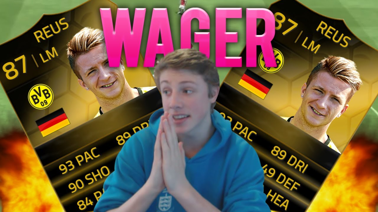 OMFG DOUBLE OR NOTHING!! - FIFA 14 Ultimate Team
