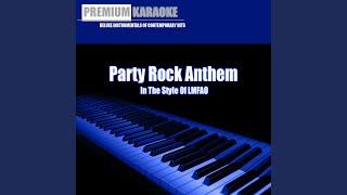 Party Rock Anthem (Instrumental Karaoke)