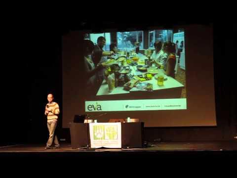 Tobias Leenaert: Making Compassion Easier / Achieving Vegan Critical Mass, IARC 2013 Luxembourg