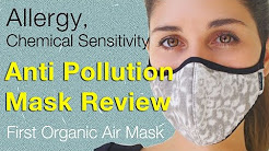 Air Breathing Mask for allergy with PM2.5 protection