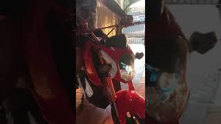 Moto Elétrica FoxBike