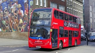 London Buses - Stagecoach East London Part 3