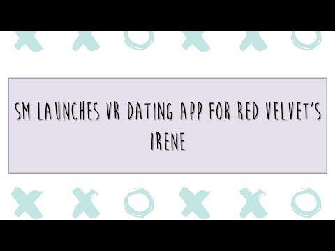 SM Launches VR Dating App For Red Velvet's Irene