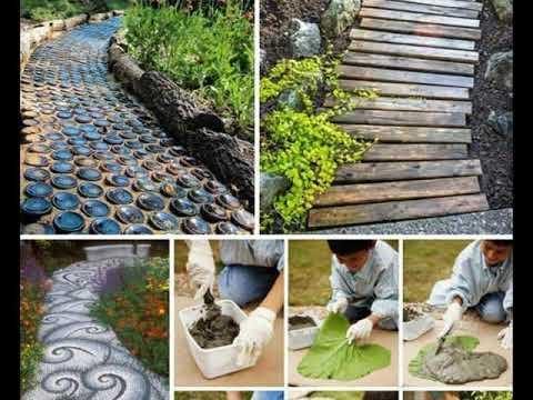 Gartenweg ideen youtube - Gartenweg ideen ...