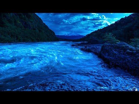 Música Relajante para Dormir Profundamente desde Rio Petrohué (Chile)