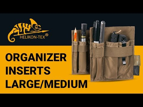Helikon-Tex - Organizer Inserts (Large, Medium)