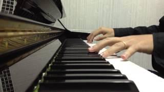 ปุ๊ อัญชลี - รัก (Piano Version) by cHen @ Music Yours