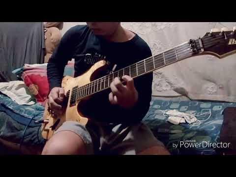 Summoning Eru-Juan Paasa-Guitar Cover By Ellizar Licayan